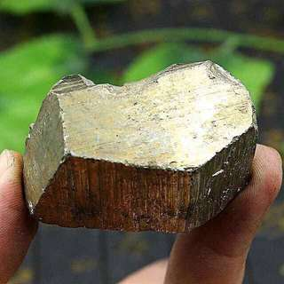 Pyrite Natural Mineral