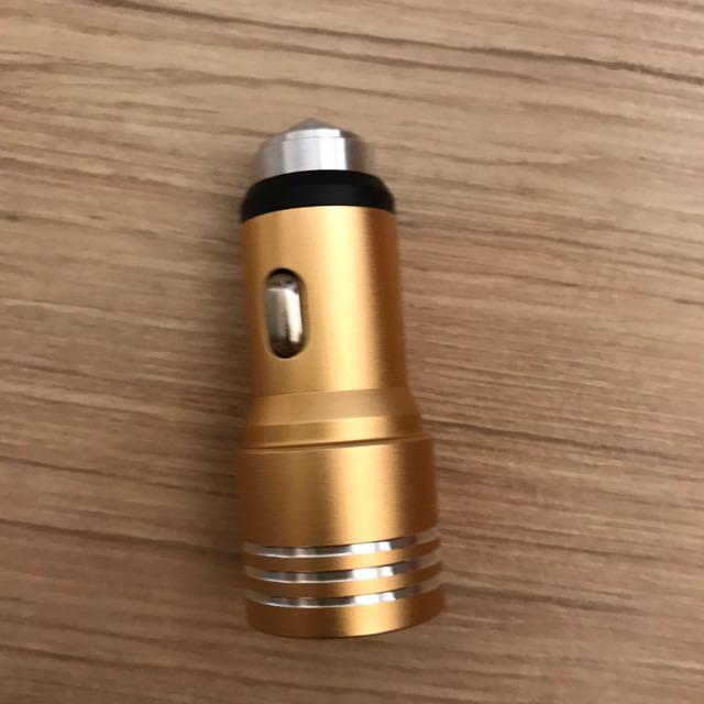 車用點煙器充電