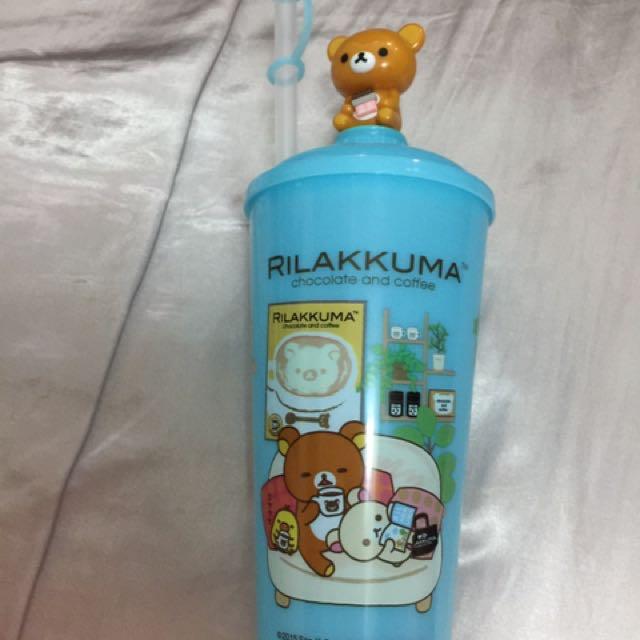 拉拉熊 🐻 塑膠杯