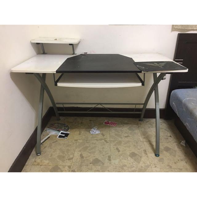 二手書桌電腦桌 #畢業大出清 二手家具