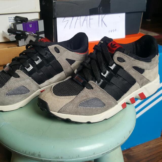 reputable site cf39d 76877 Adidas EQT Guidance 93 x Solebox, Mens Fashion, Footwear on
