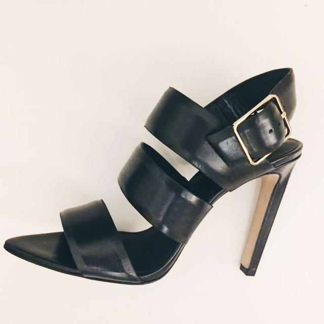 2b06c8dec6d Alexander Wang Kerry Slingback Sandals