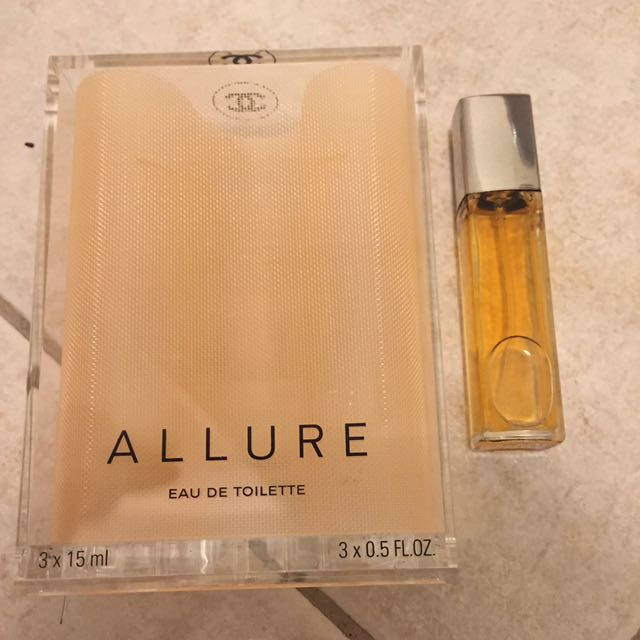 (REDUCED) Allure by Chanel
