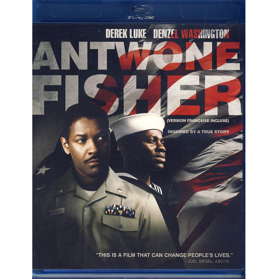 Antwone Fisher (blu-ray, US, Region A)