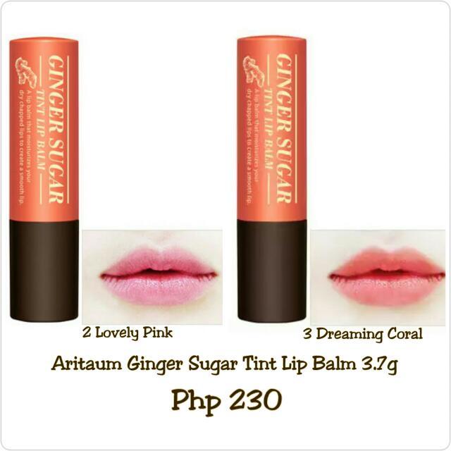 Aritaum Ginger Sugar Tint Balm 3.7g