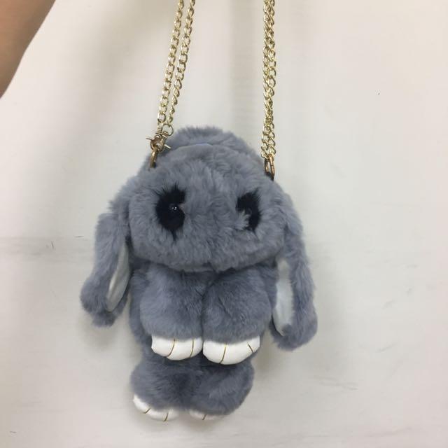 正品AS 兔子包包