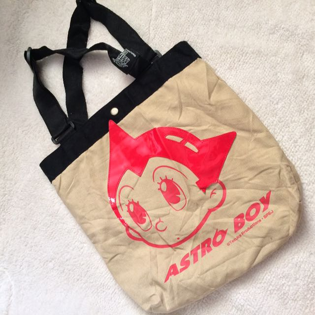 Original Astro boy hand bag