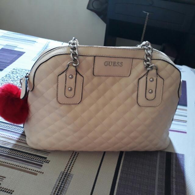Auth Guess Handbag Medium