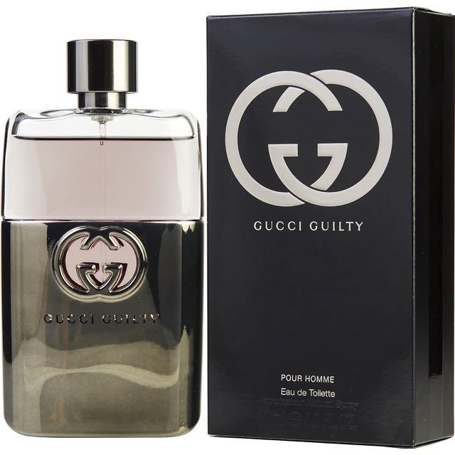 1ed6dc5d6 Authentic Gucci Guilty Pour Homme EAU De Toilette Vapourisateur ...