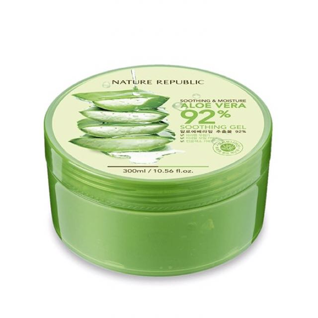 Authentic Nature Republic 92% Aloe Vera Gel