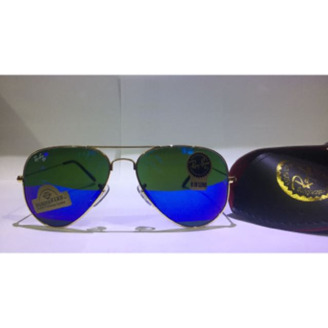 b40310a20b ... promo code for authentic rayban aviators in blue diamond g 15 lens  p5999 imported from qatar