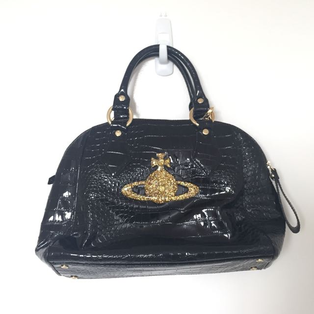 Authentic Vivienne Westwood Tote/Crossbody Bag