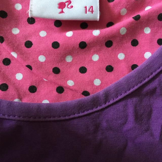 c3f9fe96b0d80 Barbie - Sleeveless Top