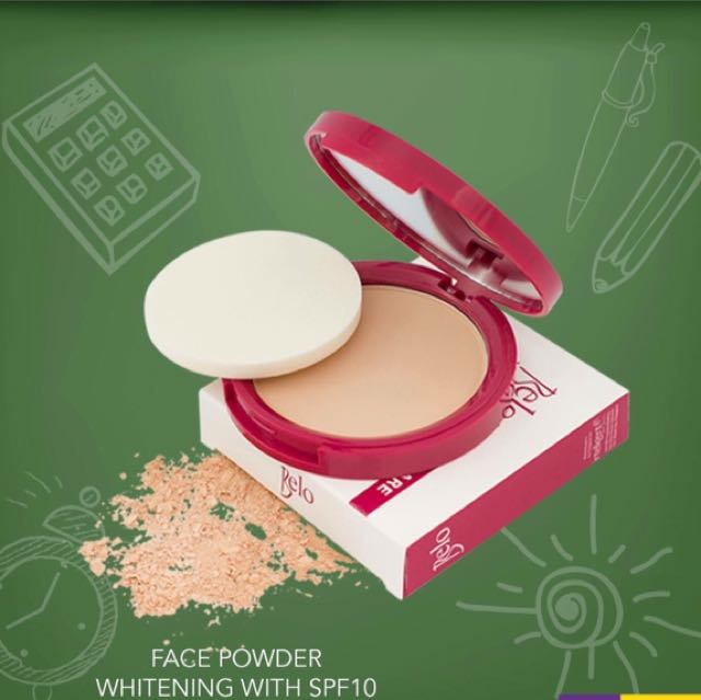 BELO Whitening Face Powder SPF10