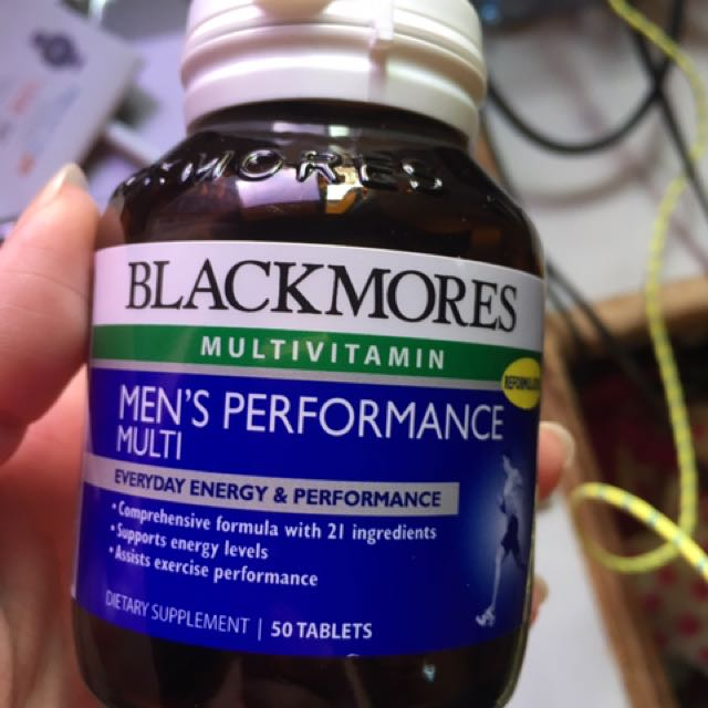 Mens Performance Multi Vitamin | Asdela