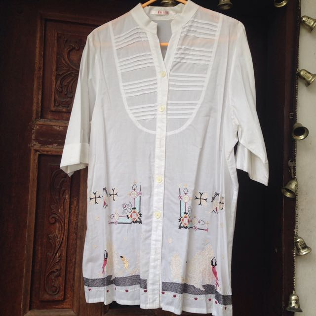 Blouse with Embroidered Design (REPRICED!)