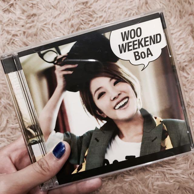 BoA CD