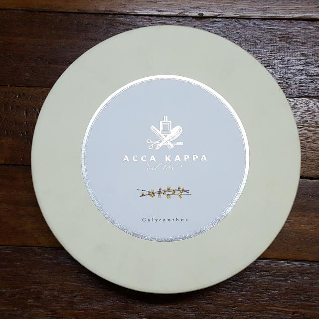 (Brand New!) Acca Kappa Calycanthus Gift Set
