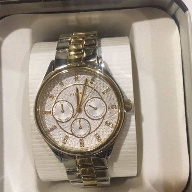 Brand New And Authentic Fossil Women's Watch