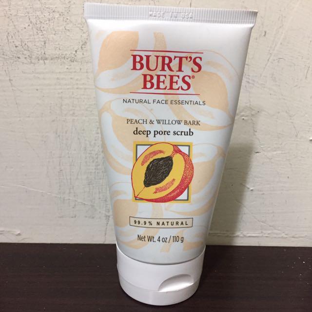 (全新)BURT'S BEES 深層清潔粉刺霜