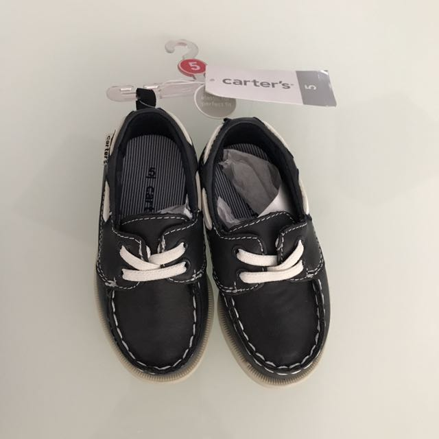 0f58825ff Carters Boat Shoes - Baby Boy 12 Mths (brand New)