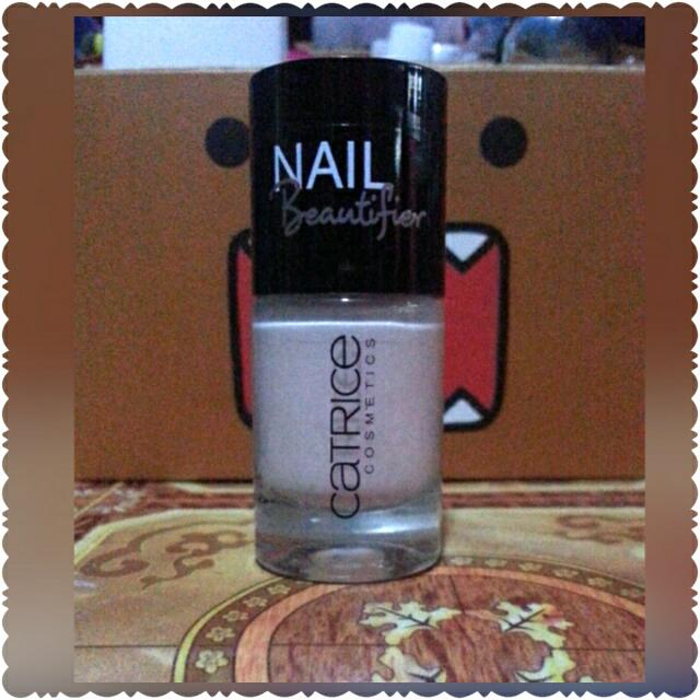 Repriced - Catrice - Ultimate Nail Acquer - 51 I'm So aNude