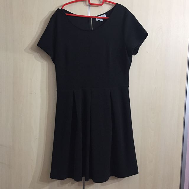 [charity] PDI Black Casual Dress Size L