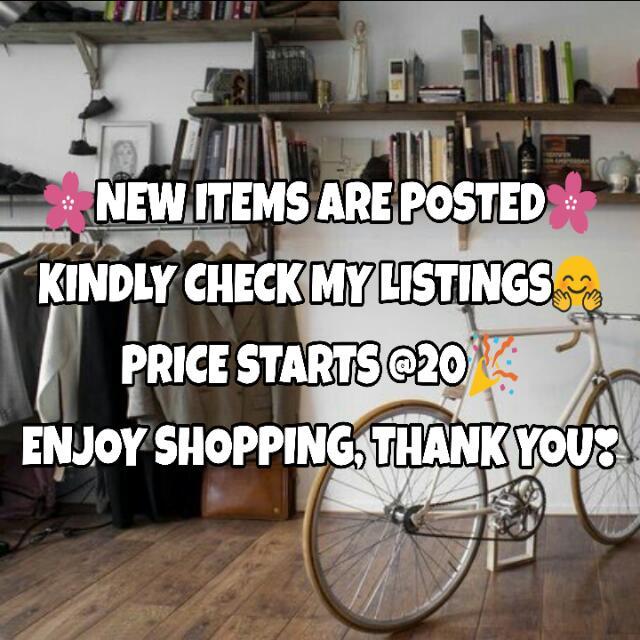 Check My Listings!