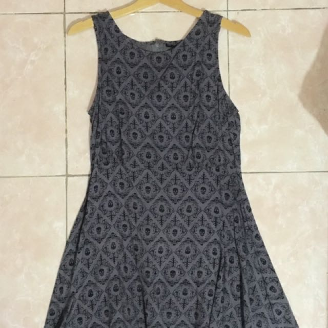 COTTON ON Gray Dress