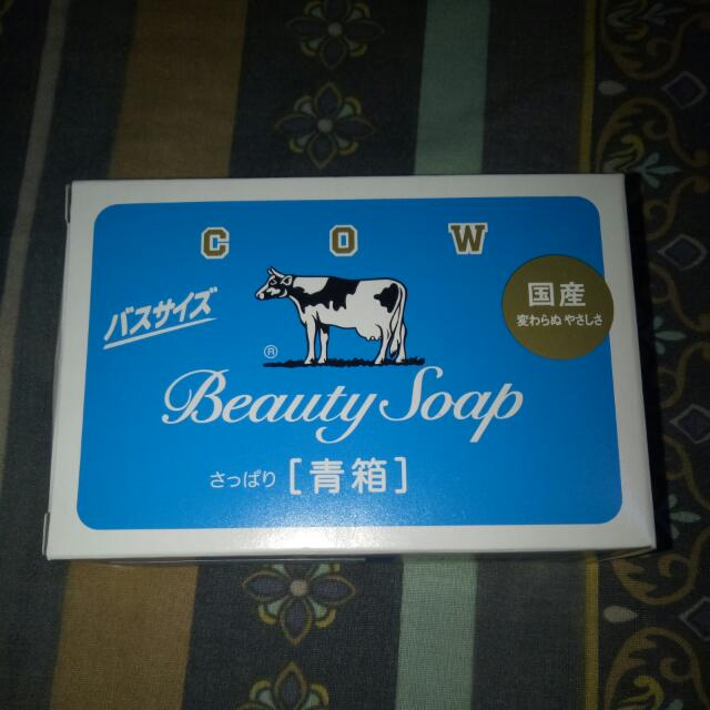 Cow Soap Japan Product
