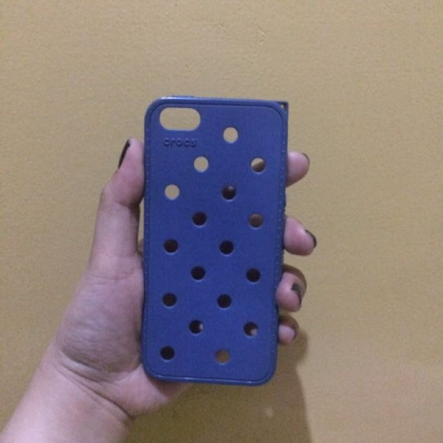 Crocs Cover For Iphone 5s