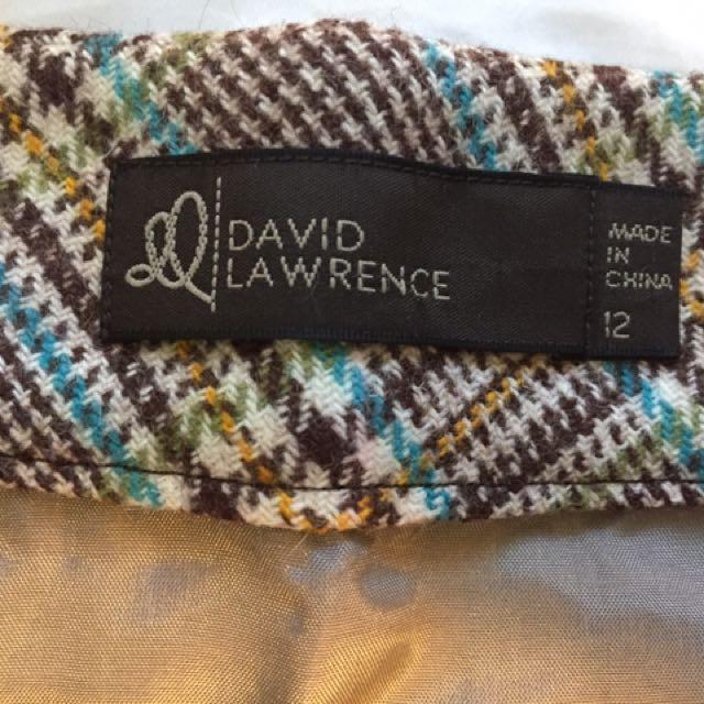 David Lawrence Vintage Skirt