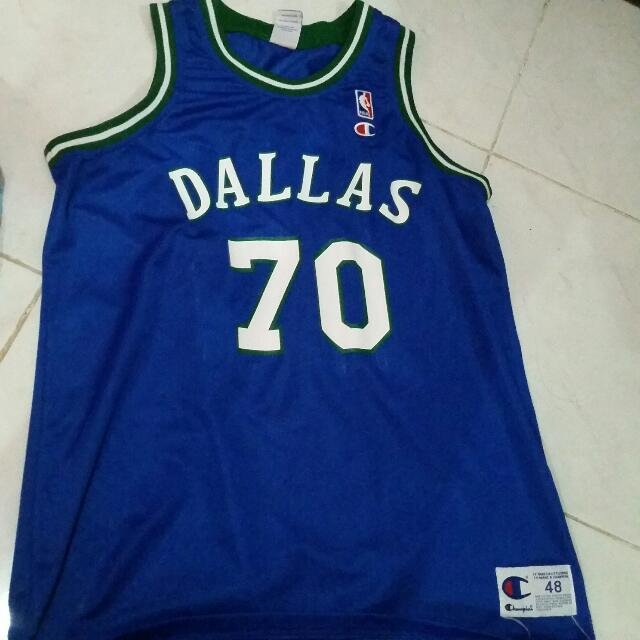 Dennis Rodman Dallas Mavericks Nba Jersey