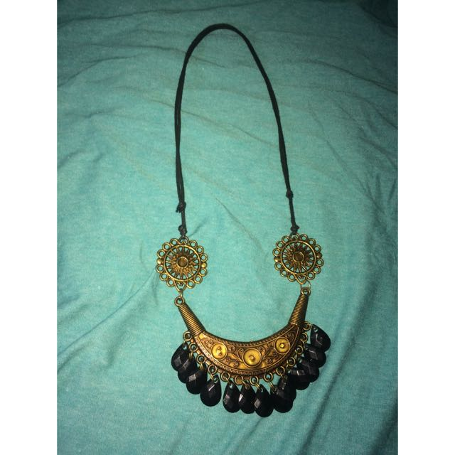 REPRICE⚠️Ethnic Necklace // Aksesoris Kalung Etnik