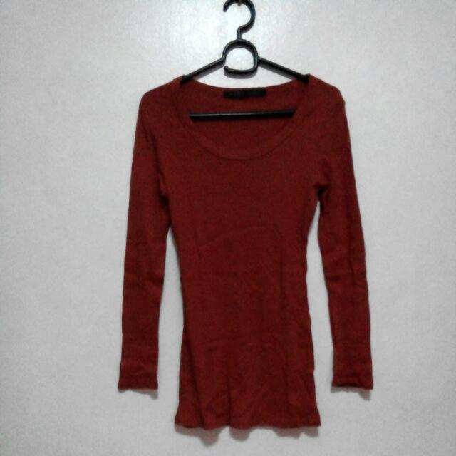 Fitted Longsleeves (Red)