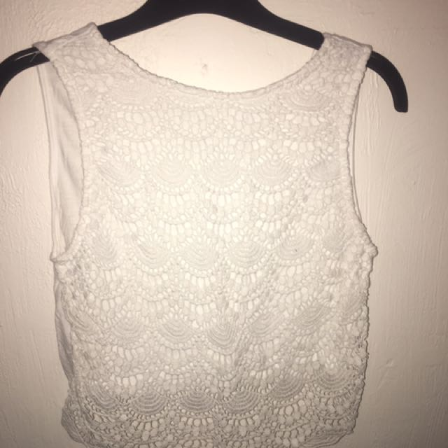 Forever 21 Dress Top