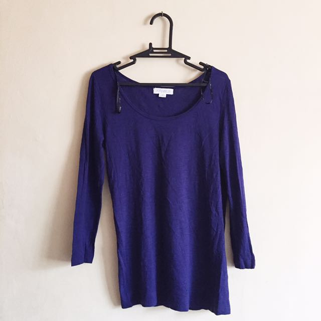 Forever 21 Long Sleeves Top