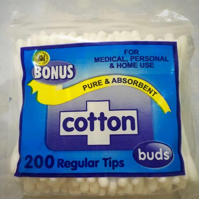 FREEBIE! 😱 Cotton Buds