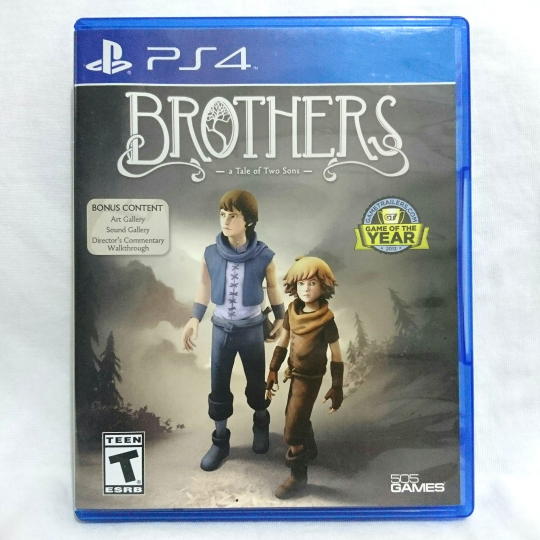 FS: Brothers (R-ALL)
