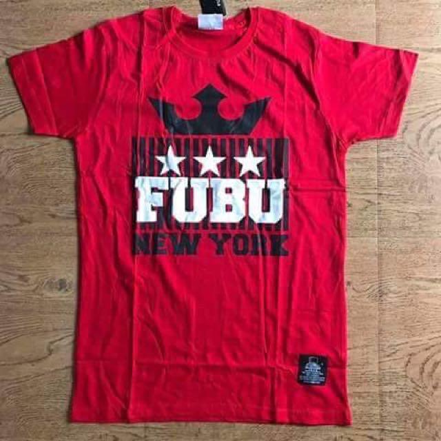 FUBU OVERRUNS