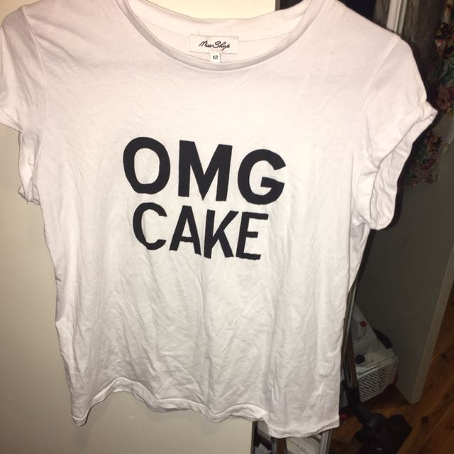 Funny OMG CAKE Shirt