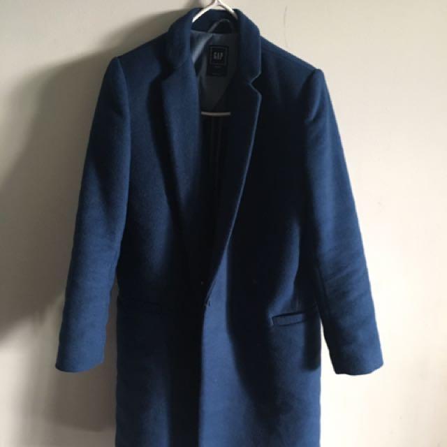 Gap Wool Oversized Coat