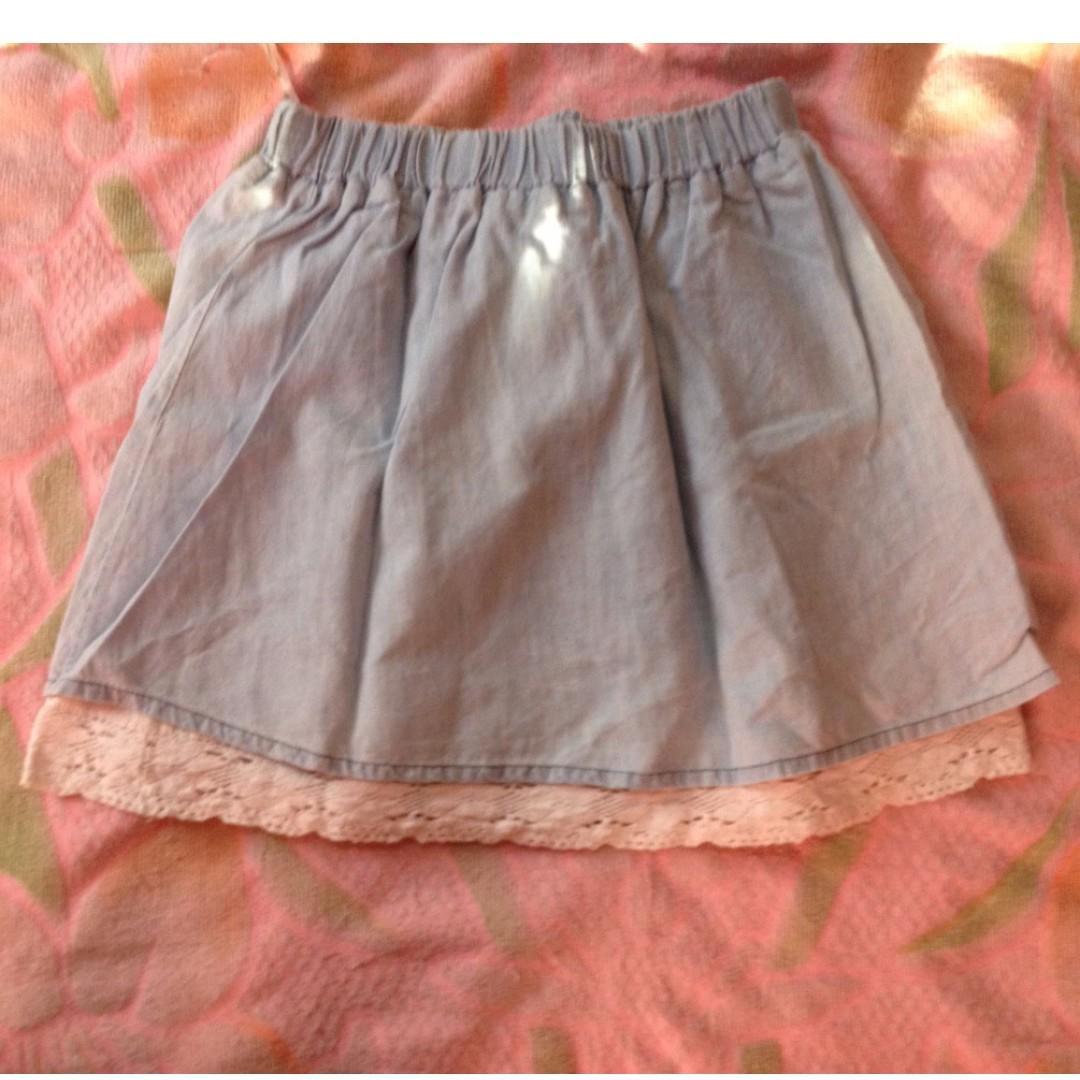 Girly Skirt -Brandless
