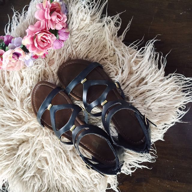 Gladiator Sandals (Payless)