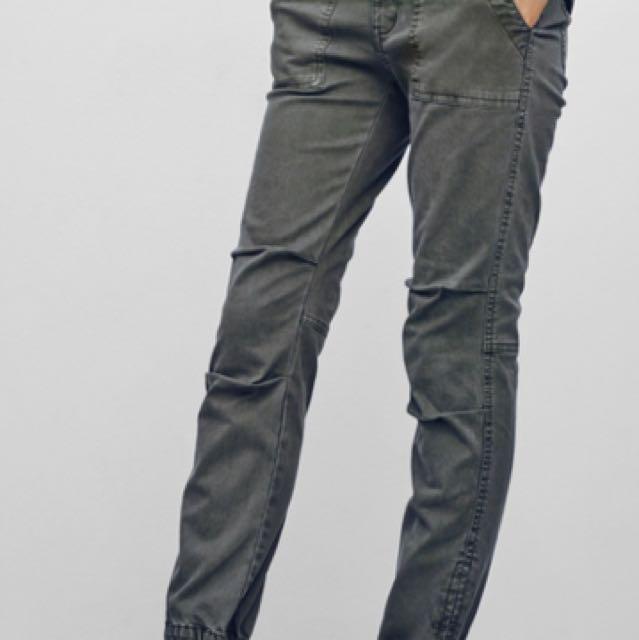 Golden By TNA Grey cargo Pants