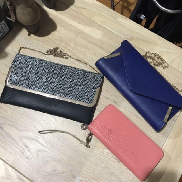Handbags And Wallet