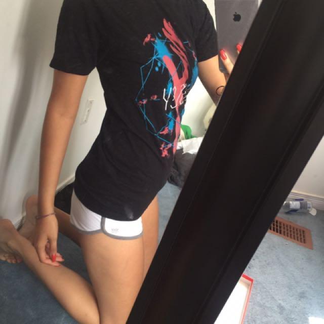HEDLEY Concert Tshirt Black