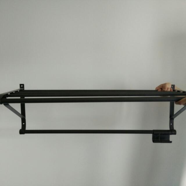 Ikea Wall Mounted Rack