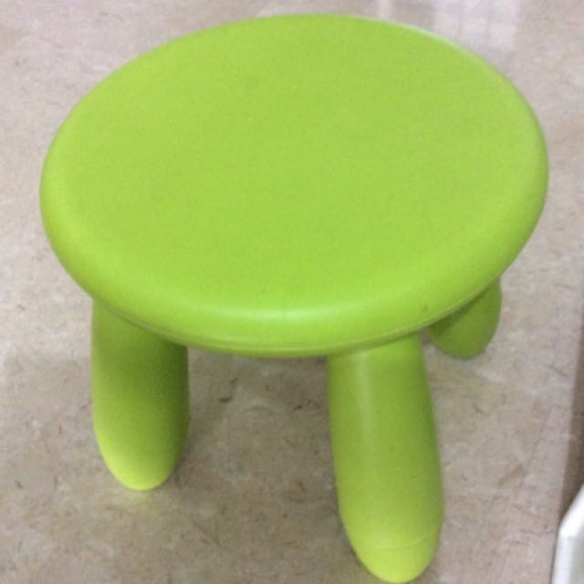 Brilliant Kid Children Ikea Stool Table Onthecornerstone Fun Painted Chair Ideas Images Onthecornerstoneorg