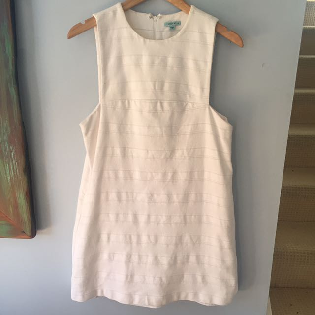 Kookai White 2016 Summer Dress Size 40